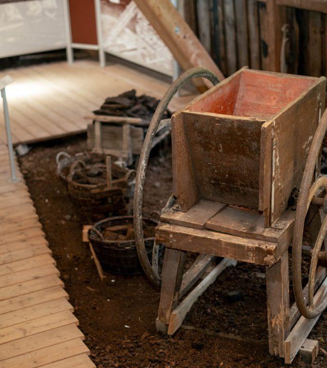 Museum alter Wagen